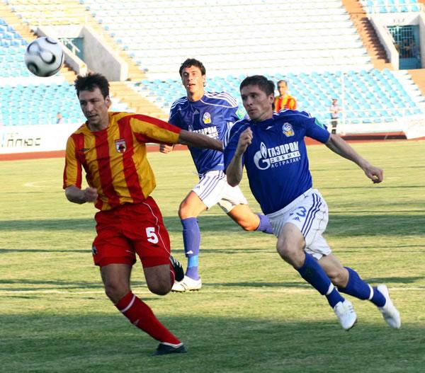 Николаев в атаке