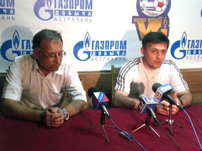 Скрынников и Спендарашвили